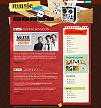 Kit graphique musique 24317 musique blog mp3