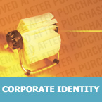 Corporate Identity Template 24320