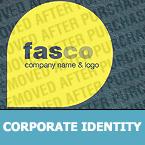 Corporate Identity Template 24321