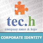 Corporate Identity Template 24322
