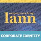 Corporate Identity Template 24323