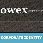 Corporate Identity Template 24330