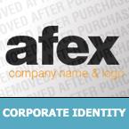 Corporate Identity Template 24332