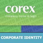 Corporate Identity Template 24333