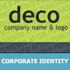 Corporate Identity Template 24334