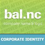 Corporate Identity Template 24335