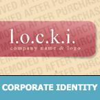 Corporate Identity Template 24336