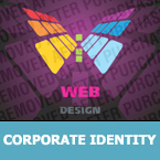 Web design Corporate Identity Template 24377