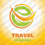 Travel Logo  Template 24383