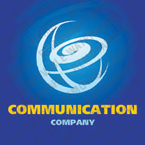Communications Logo  Template 24386