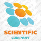 Science Logo  Template 24387