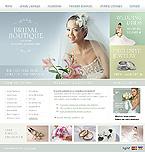 Kit graphique modes 24391 nuptiale boutique robe