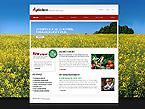 Kit graphique agriculture 24392 l'agriculture entreprise entreprise