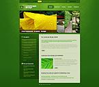 Kit graphique intérieur et meubles 24409 paysage conception herbe