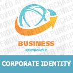 Corporate Identity Template 24429