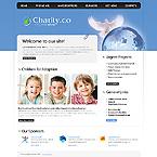 Kit graphique charité 24438 la charité organisation enfants