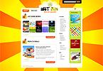 Kit graphique kits wordpress 24443 art soleil conception