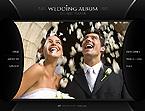 Kit graphique mariage 24458 mariage album page