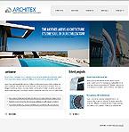Kit graphique architecture 24475 architex architecturaux entreprise