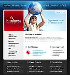 Kit graphique charité 24486 bonté la charité organisation