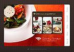 Kit graphique alimentation et boissons 24513 restauration entreprise service