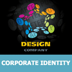 Web design Corporate Identity Template 24527