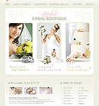 Kit graphique animations flash 24539 nuptiale boutique robe