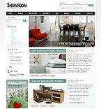 Kit graphique intérieur et meubles 24548 showroom intérieur conception