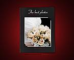 Kit graphique mariage 24555 mariage album page