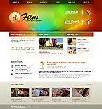 Kit graphique média 24565 film production entreprise