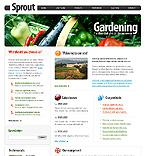 Kit graphique agriculture 24568 germination l'agriculture entreprise