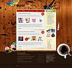 Kit graphique kits wordpress 24593 blogy ami conception