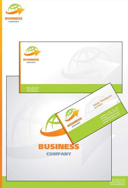 Corporate Identity 24623 Screenshot