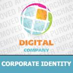 Corporate Identity Template 24624