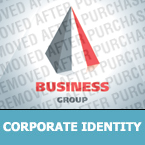 Corporate Identity Template 24626