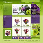 Kit graphique fleurs 24654 fleur en ligne shop