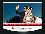Kit graphique mariage 24664 mariage album page