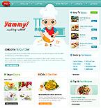 Kit graphique alimentation et boissons 24686 yammy cuisson école