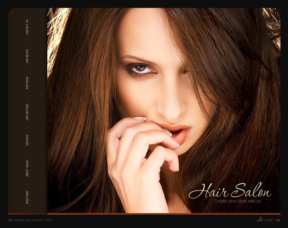 Mod le flash 24695 pour salon de coiffure for Salon de coiffure original