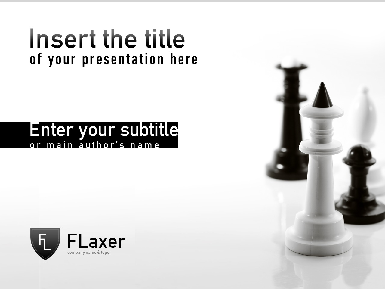 Template PowerPoint para Sites de Agencia de marketing №24640