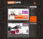 Kit graphique kits wordpress 24710 web blog conception