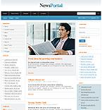 Kit graphique média 24719 nouvelles portail journal