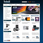 Kit graphique electronique 24729 technix electronics stocker