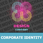 Web design Corporate Identity Template 24733