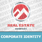 Real Estate Corporate Identity Template 24735