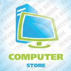 Computers Logo  Template 24738