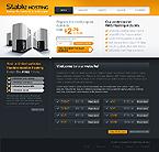 Kit graphique hébergement 24755 stable hébergeur entreprise
