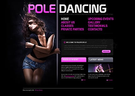 Desire Sexy Shop Wordpress Template By Your Inspiration Themes
