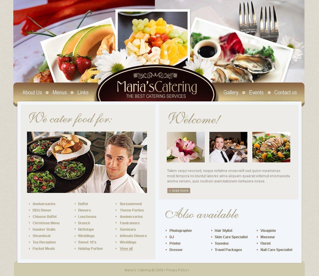 Groß Catering Gebotsvorlage Fotos - Beispiel Business Lebenslauf ...