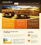Kit graphique agriculture 24839 agroworld l'agriculture entreprise